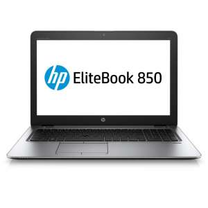 "HP Elitebook 850 G3 15,6"" I5-6200U 8 GB RAM 128GB SSD Windows 10 Pro"